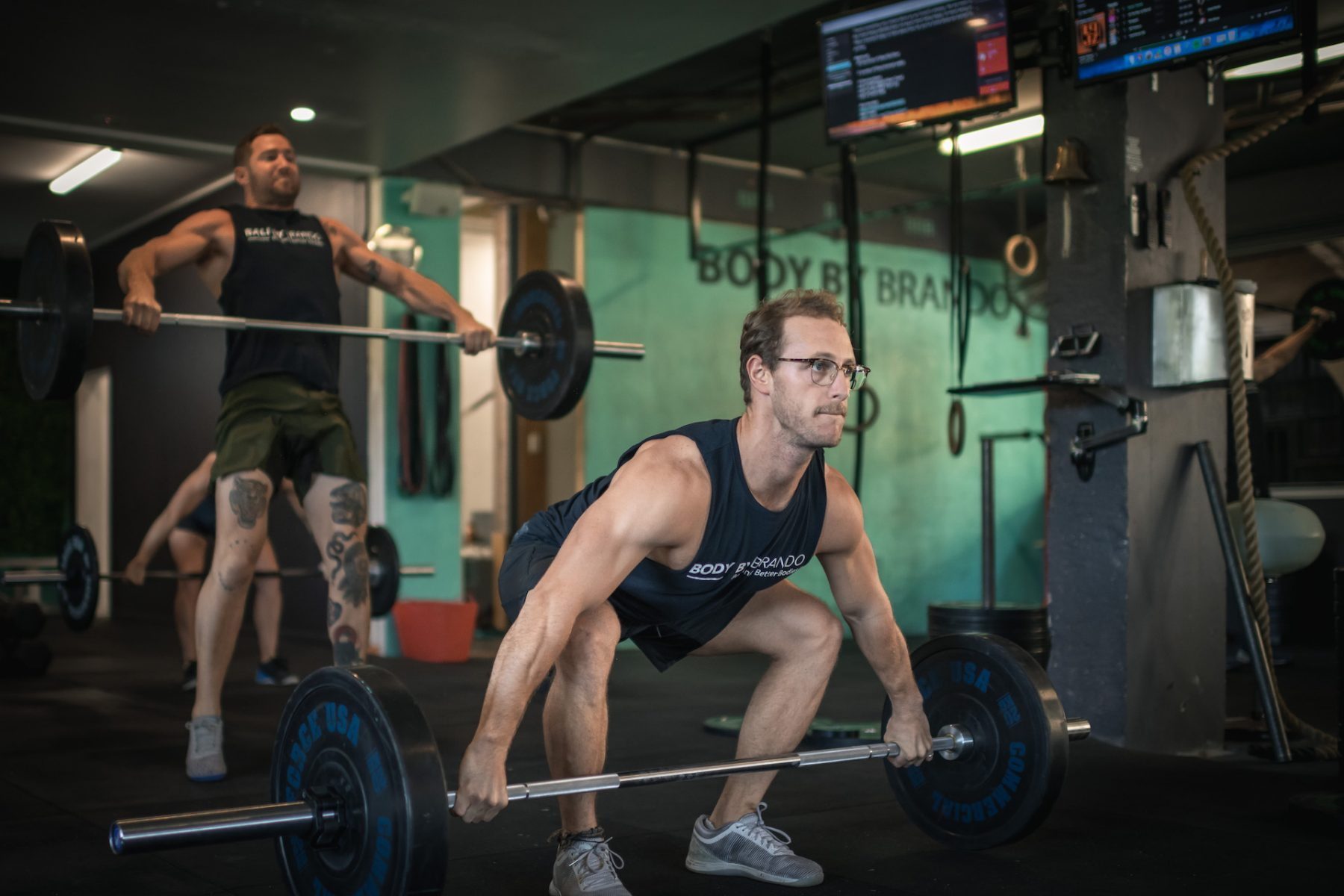 Barbell Training: Small Group Training in Sydney