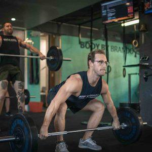 Paddington Weightlifting Event