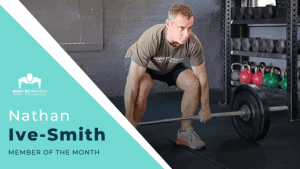 Paddington Feature Member: Nathan Ive-Smith